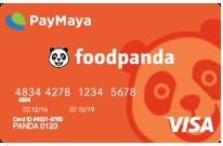 Paymaya Food Panda